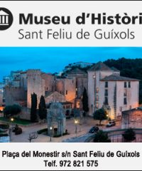 Museu d'Història de Sant Feliu de Guíxols