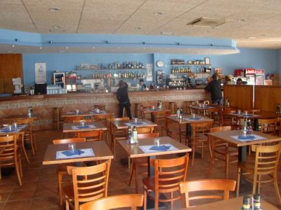 les corts restaurant