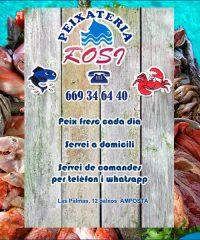 Amposta Peix Fresc Peixateria Rosi