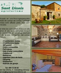 Turisme Rural Campllong Sant Dionís