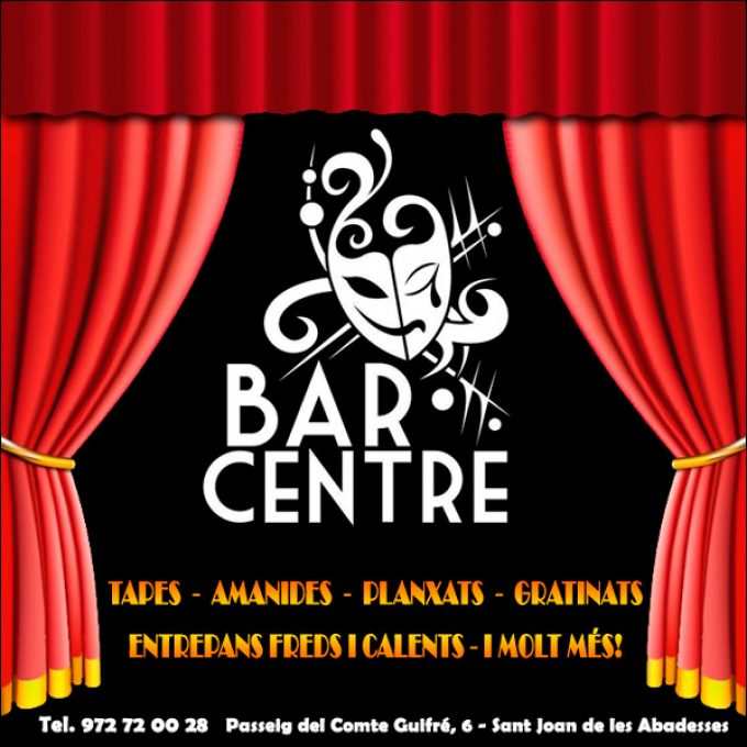 Bar Cafeteria Centre Sant Joan Abadesses