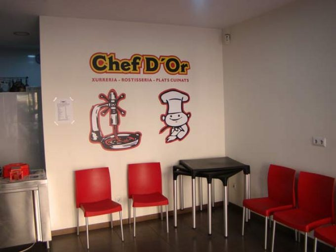 chef d'or