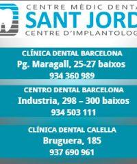 Centre Dental Barcelona Calella Sant Jordi