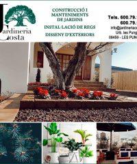 Jardineria Costa Jardiners Sant Antoni Vilamajor