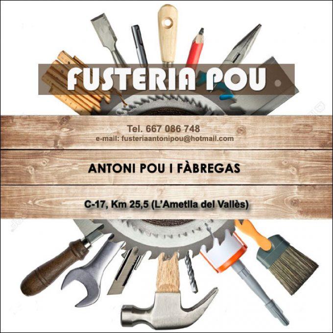 Fusteria Antoni Pou L'Ametlla
