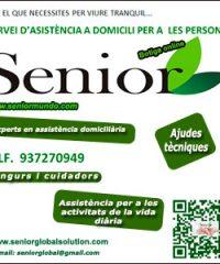 Sabadell Ajut Domiciliari Kui Cuide Cuidadors Senior