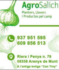 Agrosalichs Agrobotiga Arenys