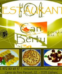 Restaurant Llafranc Palafrugell Can Bertu