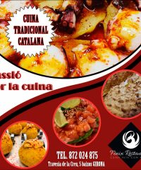 Girona Bar Tapes Restaurant Fènix