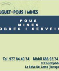 Fuguet Pous Mines Selva Camp