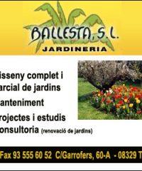 Jardineria Ballesta Teià Jardiners