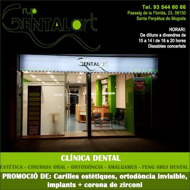 Santa Perpètua Clínica Dental Dentalart