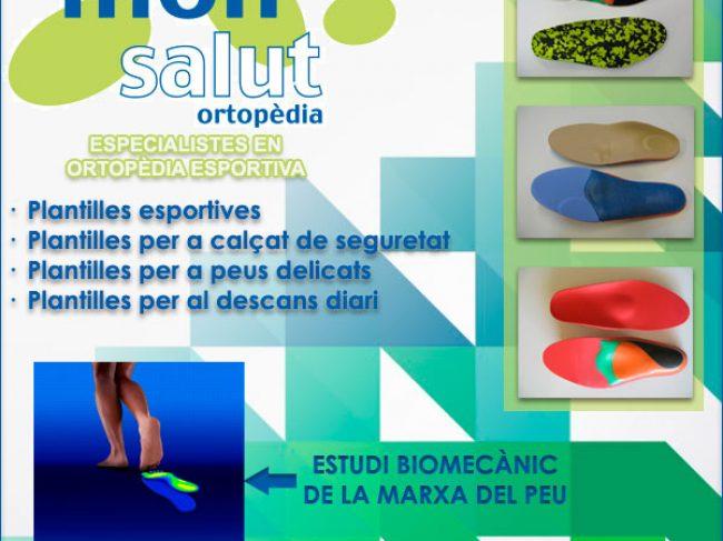 Granollers Montornès Plantilles Ortopèdia Esportiva Monsalut