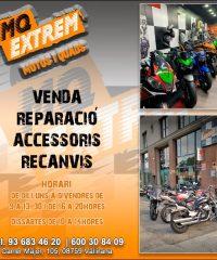 Vallirana Reparació Venda Motos Quads MQExtrem