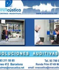 Onacústica Audífonos Mataró Barcelona