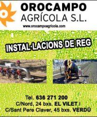 Orocampo Agrícola el Vilet Verdú Lleida