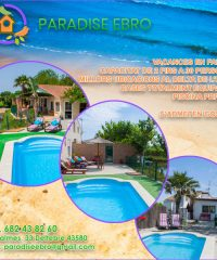Deltebre Turisme Rural Grups Grans Paradise Ebro