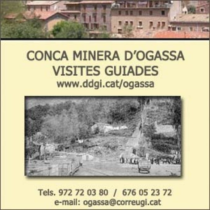 Conca Minera d'Ogassa