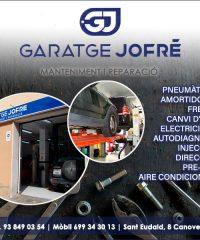 Canovelles Taller Mecànic Garatge Jofré