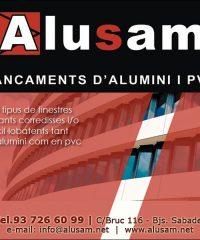 Aluminis Alusam Sabadell