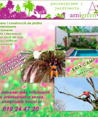 Tarragona Baix Camp Tala Poda Jardineria Arnigreen