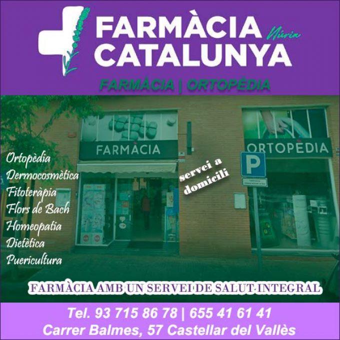 Castellar Vallès Farmàcia Ortopèdia Catalunya Núria