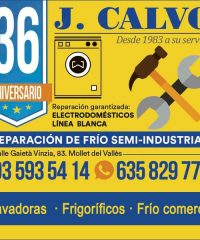 J Calvo Electrodomésticos Mollet