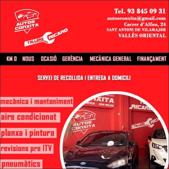 Sant Antoni Vilamajor Venda Vehicles Mecànic