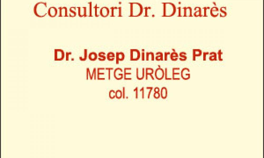 Consultori Dinarès Urologia Vic centre medic