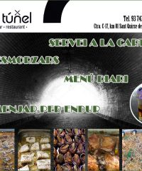 Sant Quirze Besora Bar Restaurant El Túnel