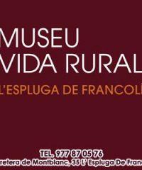 Museu Vida Rural Espluga de Francolí