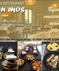 Restaurant Un Mos Sant Jaume d'Enveja