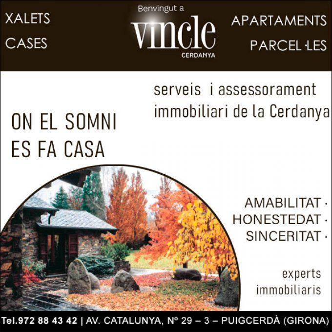 Puigcerdà Finques Immobiliària Venda Vincle Cerdanya